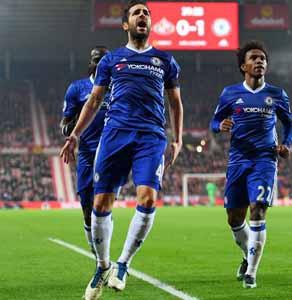 Chelsea - Cardiff