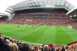 Liverpool - Crystal Palace- udsolgt