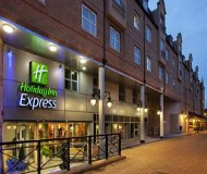 Hotel Holiday Inn Hammersmith til Arsenal fodboldrejser og Arsenal fodboldbilletter. Godt hotel i London centrum