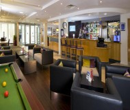 Holiday Inn Hammersmith hotel til Arsenal fodboldrejser og Arsenal fodboldbilletter. Godt hotel i London centrum