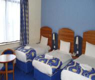 Quality hotel wembley triple værelse på vores fodboldrejser til Chelsea
