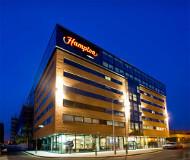 Hampton by Hilton er et skønt hotel i Liverpool centrum. Det er et rigtig godt valg til sine billige fodboldbilletter til Liverpool