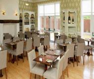 Park Hotel, Aintree i Liverpool servere en god morgenmad med masser af valgmuligheder. Spis godt inden i bruger fodboldbilletterne til liverpool