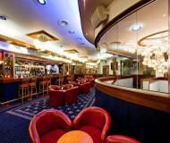The Liner hotel liverpool servere en god morgenmad i restauranten. Spis godt på fodboldturen til Liverpool fc og nyd anfield og brølet fra the kop