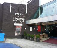 The Liner hotel i Liverpool er et godt hotel i centrum . Godt valgt til fodboldrejser til Liverpool fc kampe på Anfield