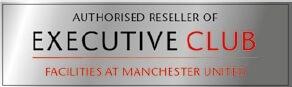 Officiel billet logo. vi er officiel billetagent hos Man Utd og sælger lovlige fodboldbilletter