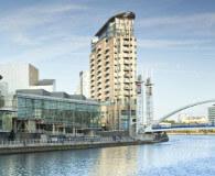 Hotel Holiday Inn Manchester Mediacity - flot hotel til man utd rejser