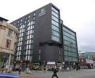 Holiday inn oxford Road udefra - fodboldrejse manchester united