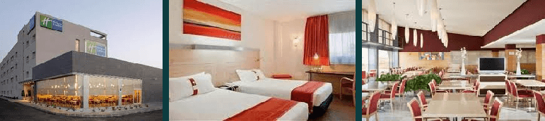 fodboldrejser-real-madrid-hotel-holiday-inn-express-madrid-airport