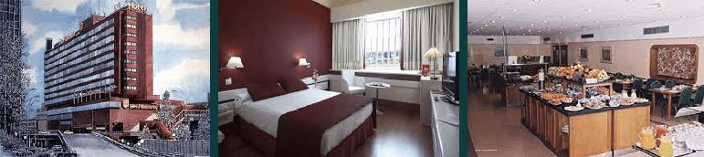 fodboldrejser-real-madrid-hotel-husa-chamartin