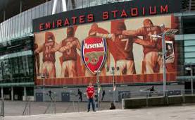 Fodboldrejser-arsenal