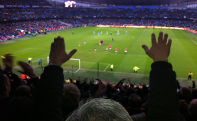 fodboldrejser manchester